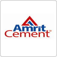 Amrit Cement Logo